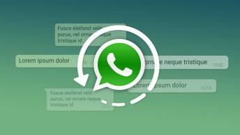 Gelöschte WhatsApp Nachrichten wiederherstellen - Alle Backup Methoden